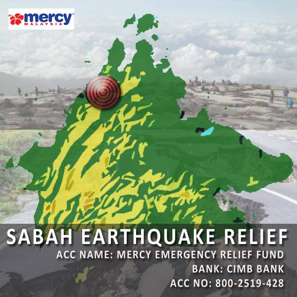 Sabah Earthquake Relief Fund